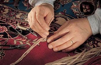 A. J. Khouri Oriental Rug Repairs