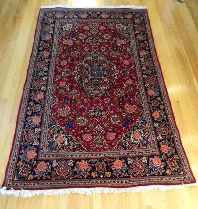 Inventory - A.J. Khouri Oriental Rugs